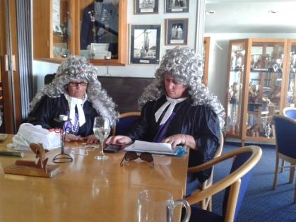 Great race judges 2