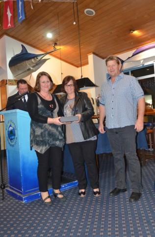 Tournament convenor award_ T&L Henwood